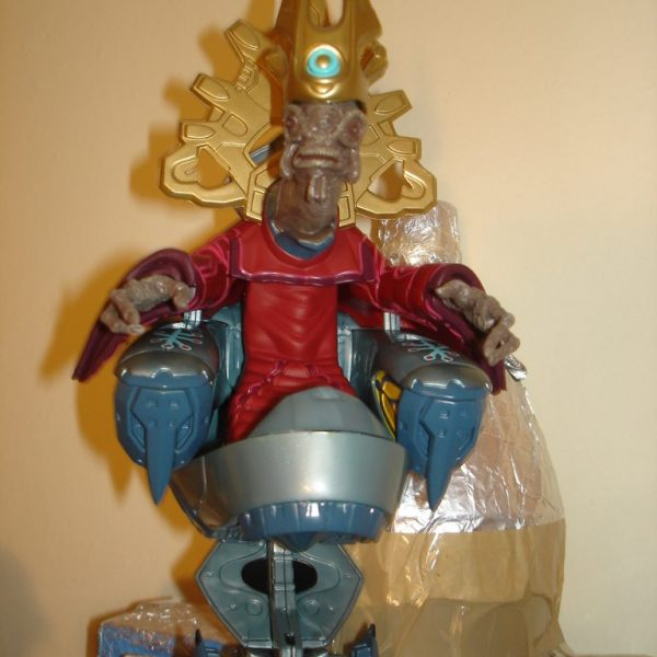 Halo-2 Prophet of Truth Action Figure Joy Ride