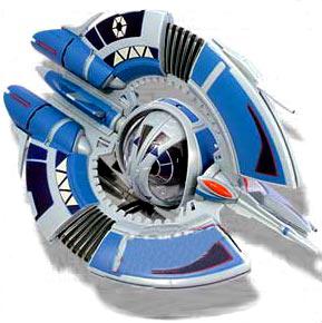 Star Wars Droid Tri-Fighter Model Kit Revell