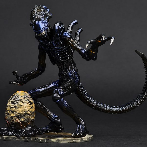 Alien Warrior Revoltech Action Figure Kayodo