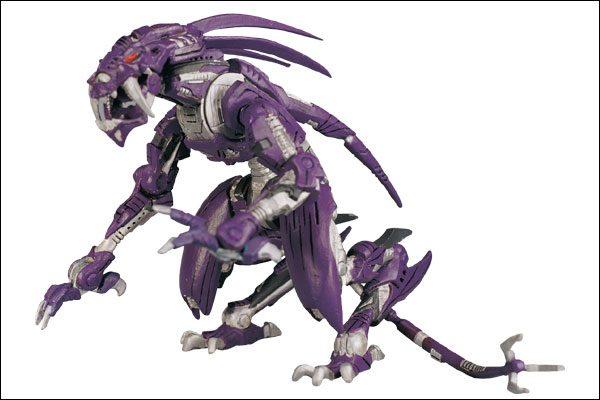 Spawn Manga Cybertooth Action Figure Mc Farlane Toys
