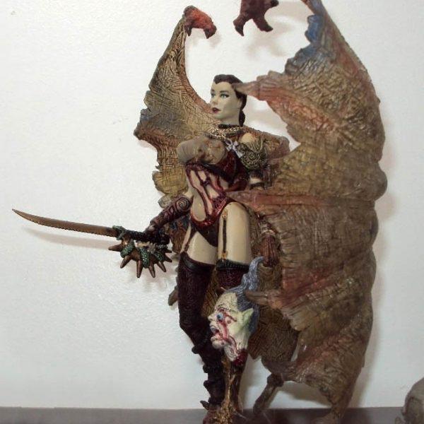 Spawn Necromancer Action Figure Mc Farlane Toys