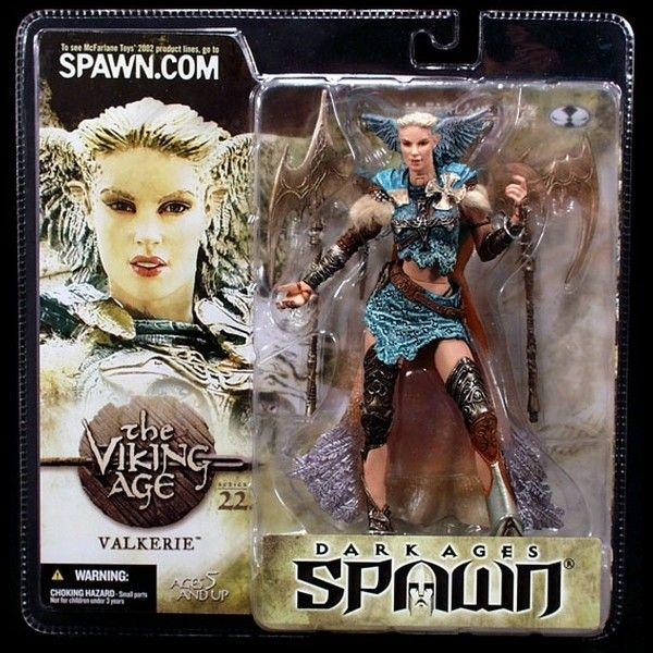 Spawn – Valkyrie Mc Falane Toys