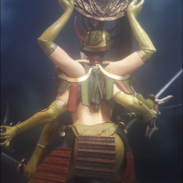 Spawn Lotus Warrior-II Action Figure Mc Falane Toys