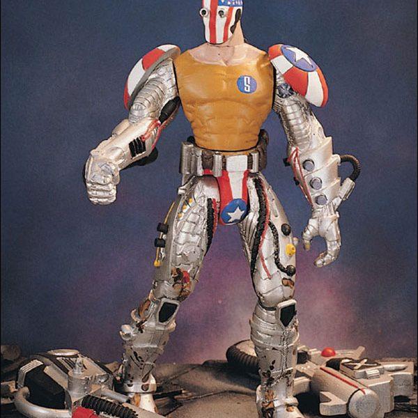 Spawn Superpatriot Action Figure Mc Farlane Toys