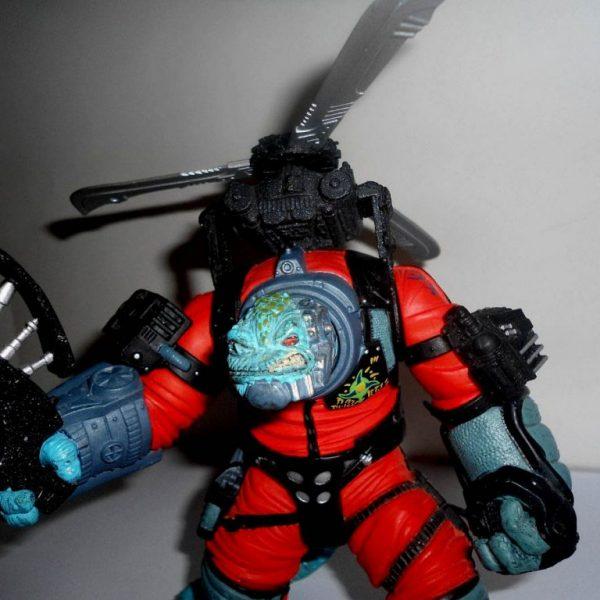 Spawn Rotarr The Renegade Alien Mc Farlane Toys