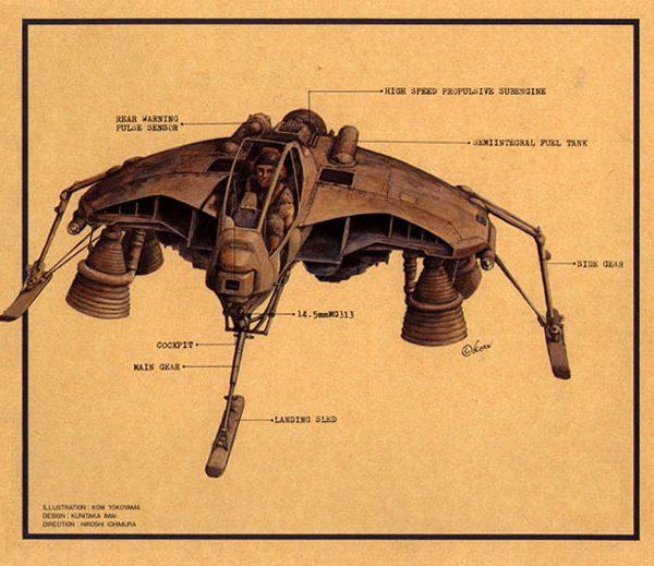 MASCHINEN KRIEGER (SF-3D) Fledermause Fighter Nitto