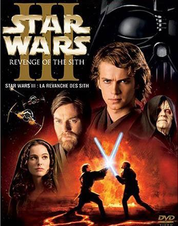 STAR WARS EPISÓDIO 3