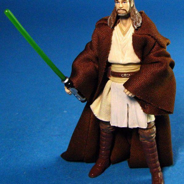Star Wars Action Figure Qui-Gon Jin – Vintage Hasbro
