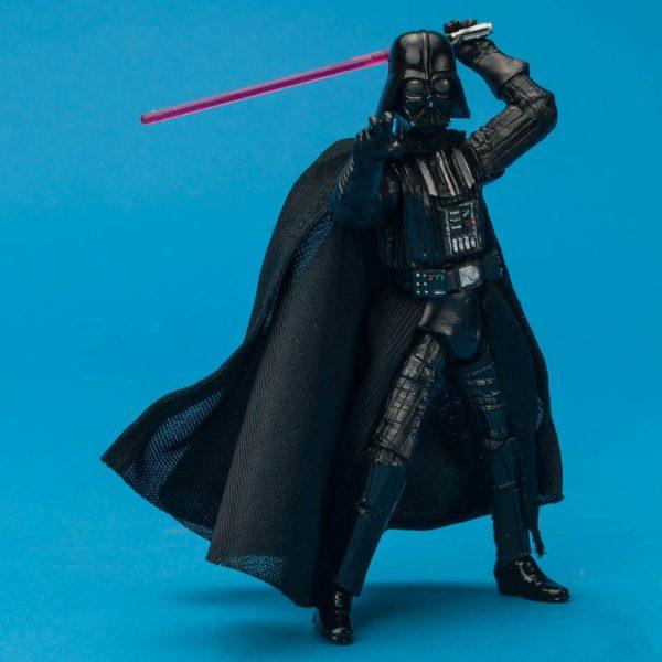 Star Wars Lord Darth Vader Action Figure Vintage Hasbro