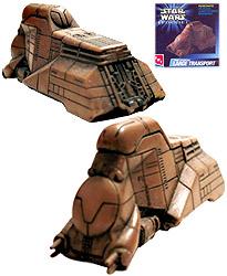 Star Wars Trade Federation MTT Model Kit Revell