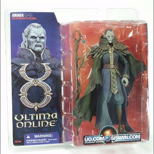Ultima Online Adranah Action Figure Mc Farlane Toys
