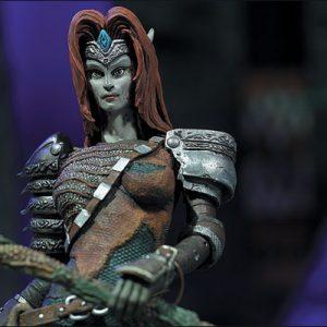 Ultima Online Captain Dasha Action Figure Mc Farlane Toys