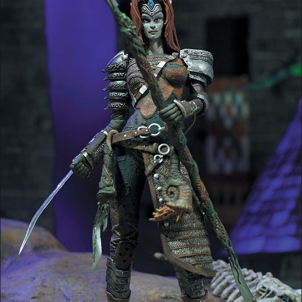 Ultima Online Captain Dasha Mc Farlane Toys