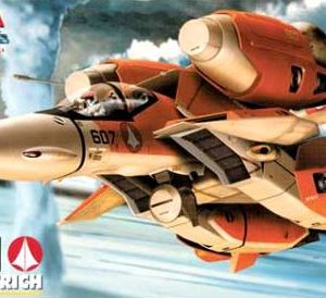Macross VT-1 Valkyrie Ostrich Model Kit Hazegawa