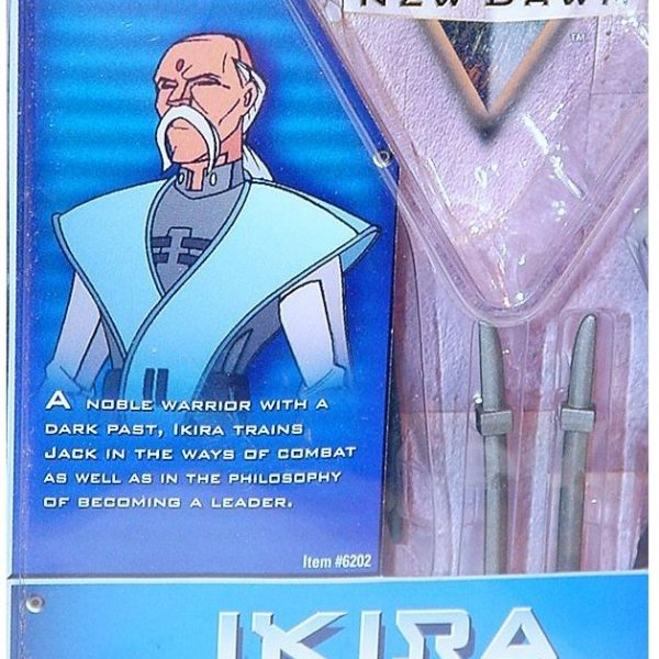 Xyber-9 Ikira Action Figure Bandai