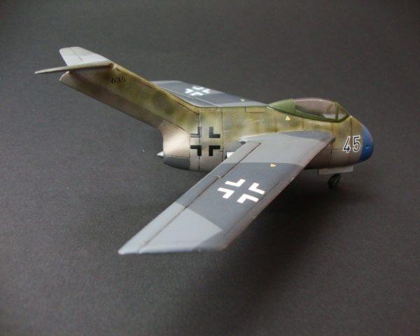 Focke Wulf Ta-183 1/72 PM