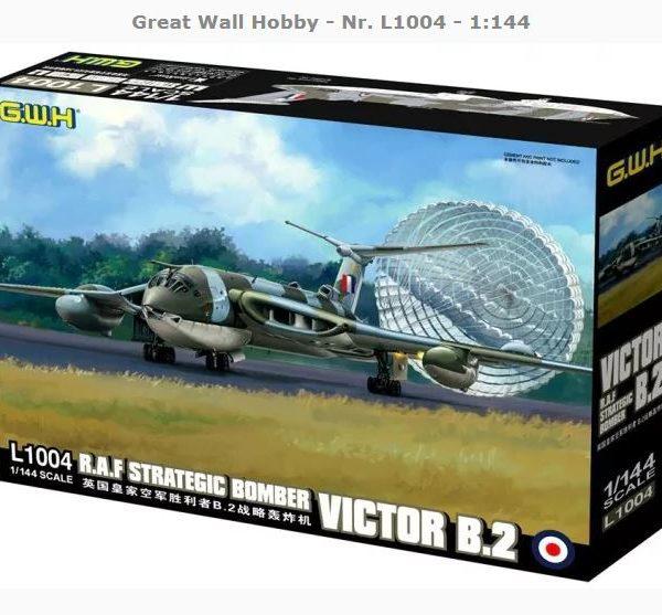Handley Page Victor B-2 1/144 G.W.H.