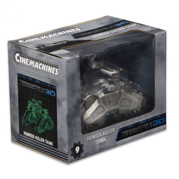 Terminator Hunter Killer Tank Die Cast Neca
