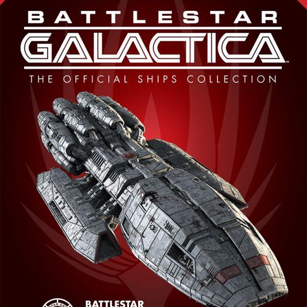 Battlestar Pegasus 2003 Eaglemoss