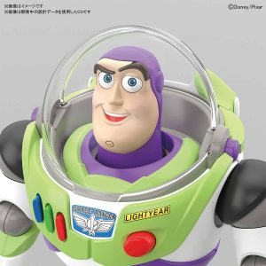 Toy Story Buzz Lightyear Action Figure Kit Bandai