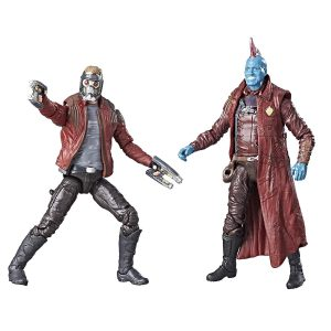 Guardiões da Galaxia – Star Lord e Yondu Hasbro