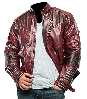 Guardiões da Galaxia – Star Lord Cosplay Jaqueta e Camiseta
