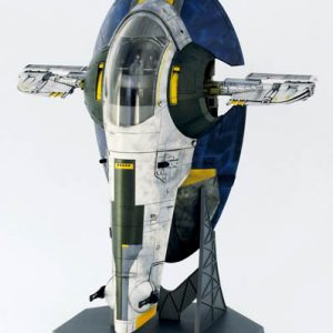 Star Wars Jango Fett Slave-1 1/72 Model Kit Fine Molds