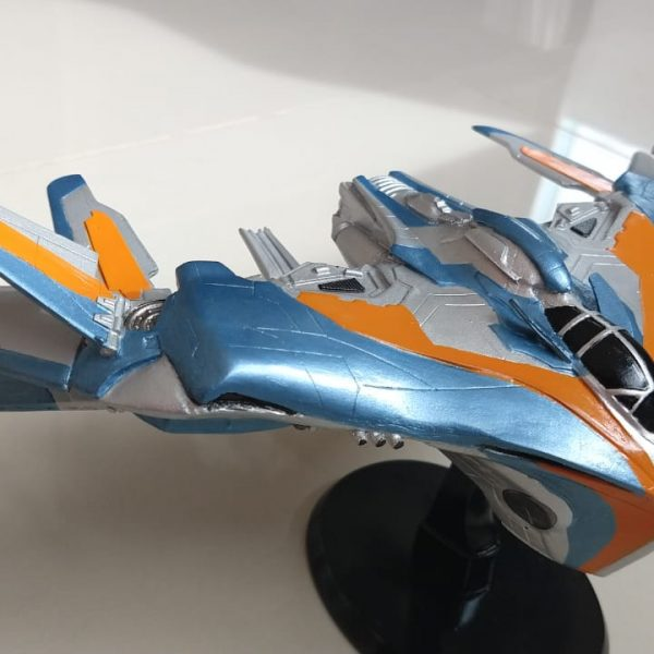 Guardiões da Galaxia – Nave Milano Hasbro Resin Model
