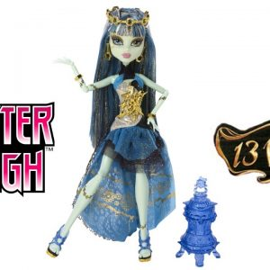 Boneca Monster High Frankie Stein 13 Wishes Assinada