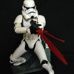 Star Wars Stormtrooper Unleashed Statue  Hasbro