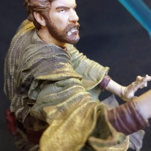 Star Wars Obi-Wan Kenobi Unleashed Statue Hasbro