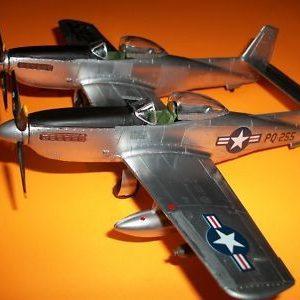 F-82 G Twin Mustang 1/72 Monogram
