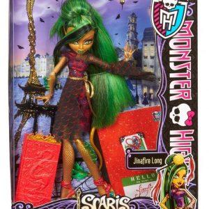 Boneca Monster High Jinafire Long Scaris