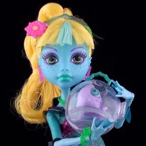 Boneca Monster High Lagoona Blue 13 Wishes Assinada
