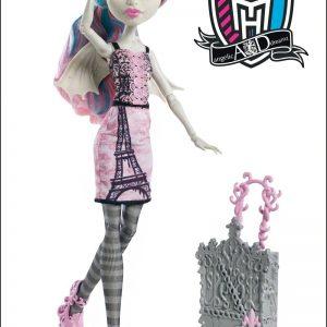 Boneca Monster High Rochelle Goyle Scaris