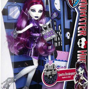 Boneca Monster High Spectra Vondergeist GNO Assinada