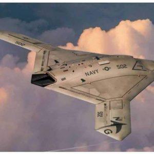 X-47B Unmaned Fighter 1/72 Italeri