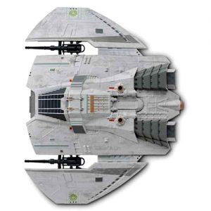 Battlestar Galactica Cylon Razor Eaglemoss
