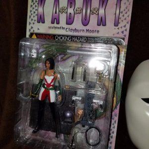Kabuki Action Figure Moore