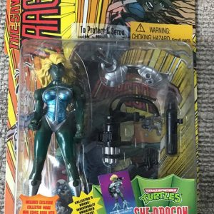 She Dragon x2 Action Figure Set Playmates