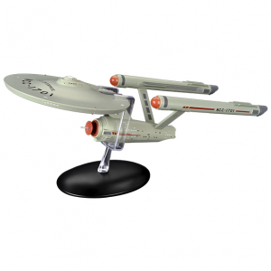 Star Trek USS Enterprise Clássica Eaglemoss