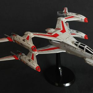Babylon-5 Thunderbolt Starfighter Resin Model