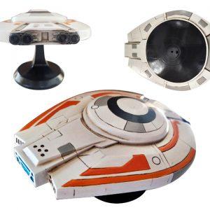 Jupiter-2 Netflix Resin Model