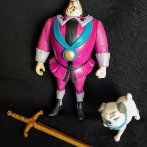 Disney Ratcliffe e Cão de Pocahontas Mattel