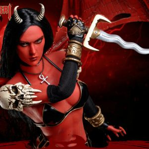 Purgatori 1/6 Action Figure Sideshow