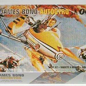 007 Autogyro Model Kit Airfix