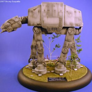 Star Wars AT-AT Model Kit