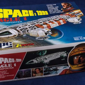 Space 1999 Eagle Transport Model Kit MPC