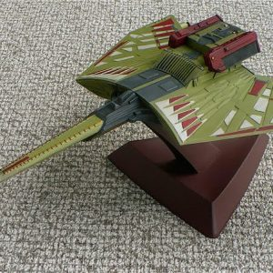 Star Trek klingon Cruiser Movie AMT