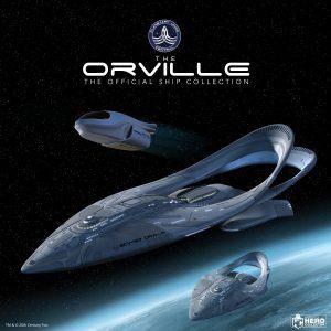 ECV: 197 Orville – Eaglemoss